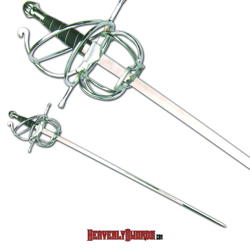 Real Fencing Sword Fencing Rapier Swords